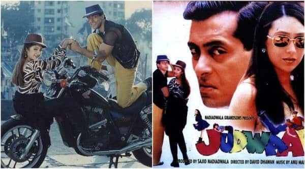 salman khan birthday judwaa film