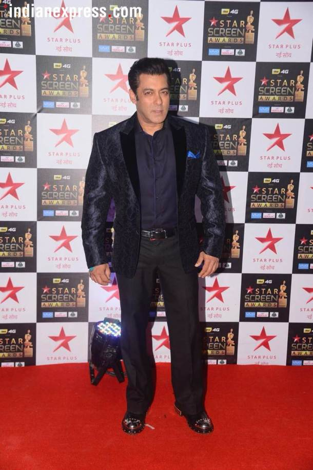salman khan star screen awards