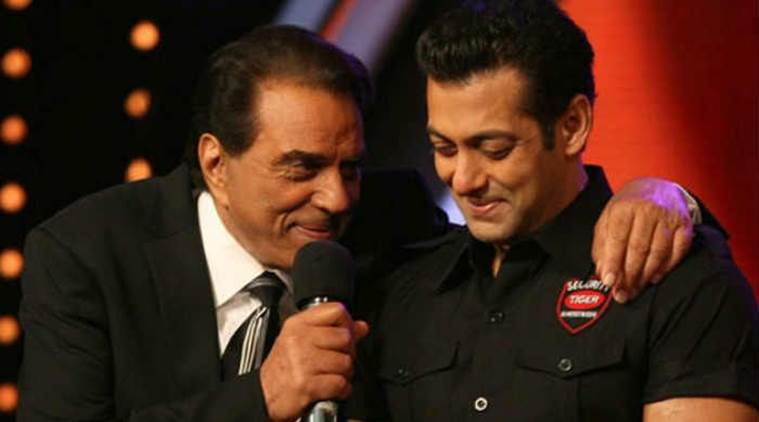 Dharmendra deeply touched by Salman Khan's special visit