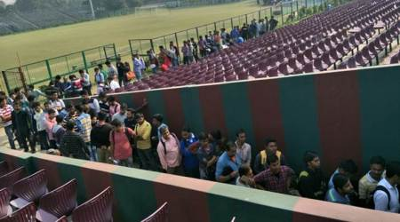 I-League: Kolkata derby between Mohun Bagan and East Bengal draws 64,630