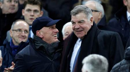 Everton hire Sam Allardyce as manager on 18-monthdeal