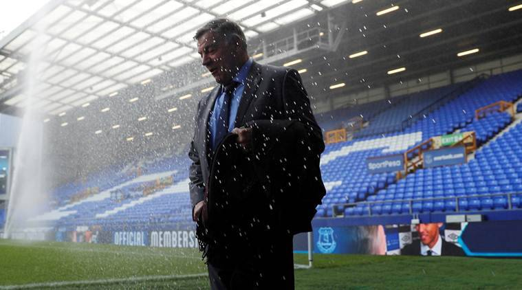Sam Allardyce: I'll save Everton players for Merseyside derby
