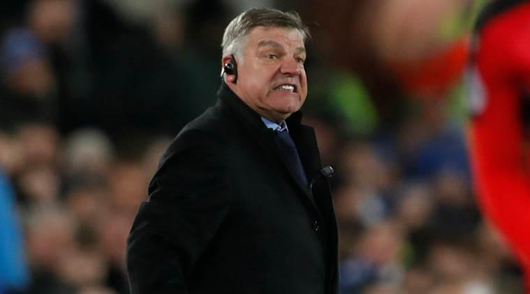 Everton confirm Sam Allardyce as new manager