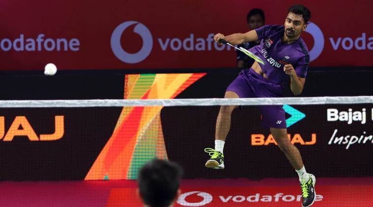 Premier Badminton league: Sameer Verma wins to put Mumbai ahead