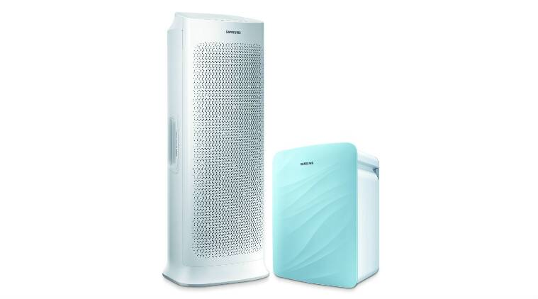 Samsung has announced the launch of AX7000 and AX3000 air purifiers.