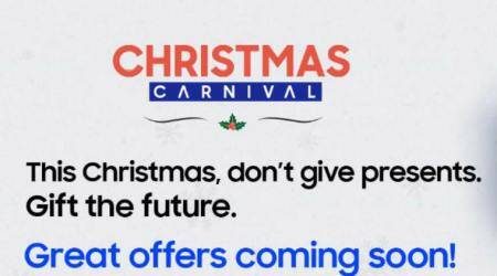 Samsung Christmas Carnival sale from Dec 8: Here are the top deals