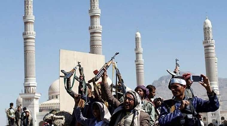 Yemeni rebels, Yemen rebels, Former Yemen President Ali Abdullah Saleh, Ali Abdullah Saleh, Houthis, World News, Latest World News, Indian Express, Indian Express News