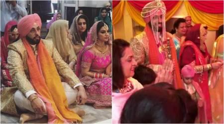 Yeh Hai Mohabbatein actor Sangram Singh gets married, seephotos