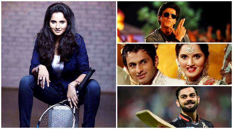 sania mirza, sania mirza 7 million fans, sania mirza twitter chat, sania mirza twitter q and a, sania mirza twitter talk, sania mirza question answer, sania mirza shoaib malik, shoaib malik, shah rukh khan, virat kohli, salman khan, indian express, indian express news