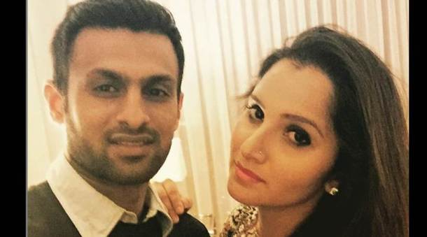 Sania Mirza enjoys snow in Dubai after spending time with Shoaib Malik in Lahore