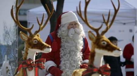 Santa Claus may be at serious health risk: UK experts