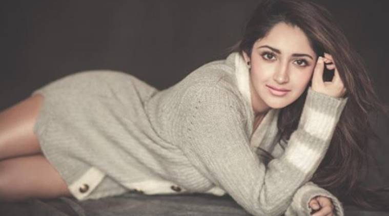 Sayyeshaa was recently seen in Vanamagan.