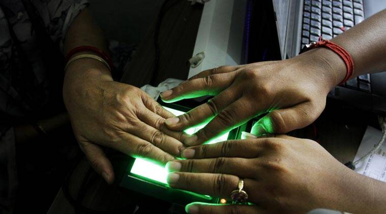 Guard duped of Rs 40,000 over 'Aadhaar linking'
