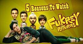 Fukrey Returns actors take us on the Fukrapanti Express