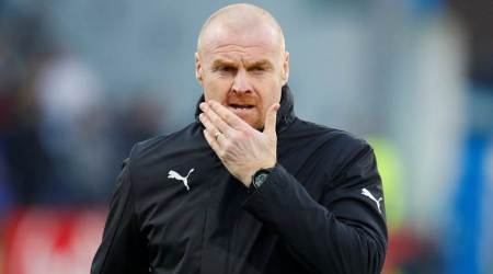 I'm the proudest man in Proudsville, says Burnley boss SeanDyche