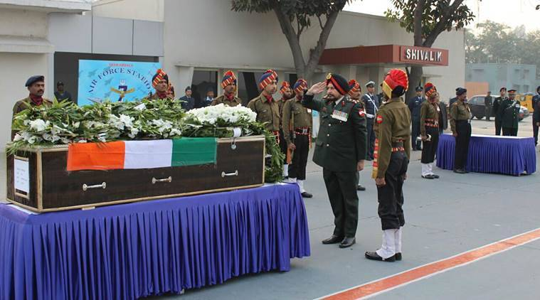 Army bids farewell to soldiers slain in JK cross-border firing