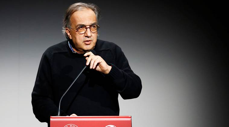 Sergio Marchionne, Sergio Marchionne Ferrari, Formula One, F1, sports news, Indian Express