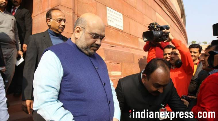 Winter Session of Parliament live updates