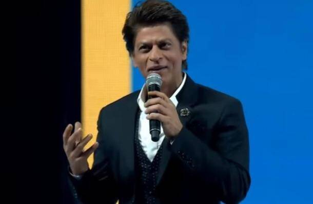 shah rukh khan at RIL 40