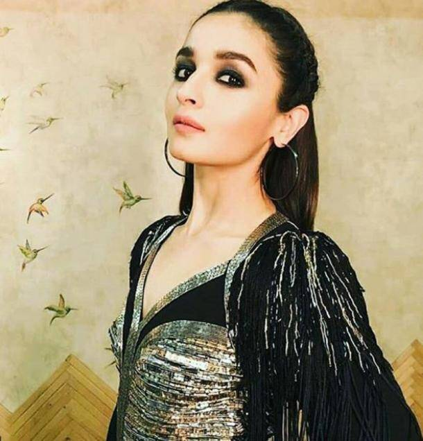 alia bhatt at RIL 40