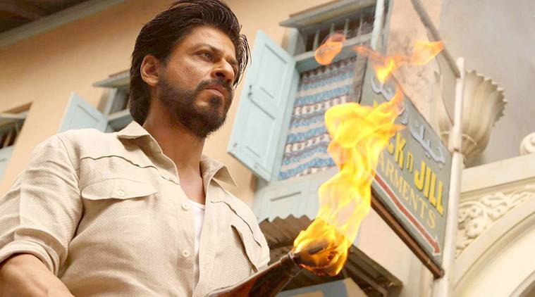 Shah Rukh Khan was seen in Raees.