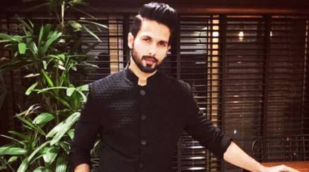 Shahid Kapoor's broody look on the cover of this magazine will make you go weak in your knees