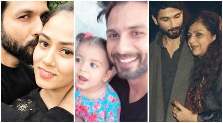 Meet 'the strongest people' in Shahid Kapoor's life– wife Mira, daughter Misha and mother Neelima Azeem