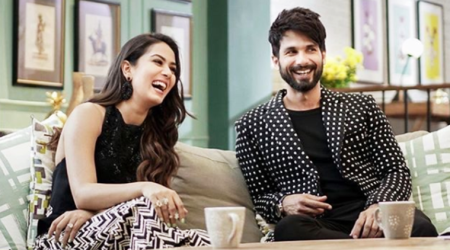 When Shahid Kapoor and Mira Rajput gave us couple fashion goals in monochrome