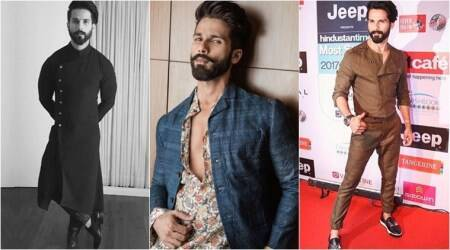 Shahid Kapoor voted sexiest Asian man; here's a look at his edgy-fusion style in 2017