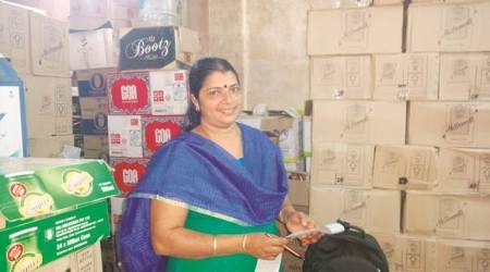 A day in the life of Shaini Rajeev, first woman to get job at a retail liquor shop in Kerala