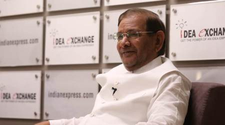 Not contesting Lok Sabha by-election: Sharad Yadav