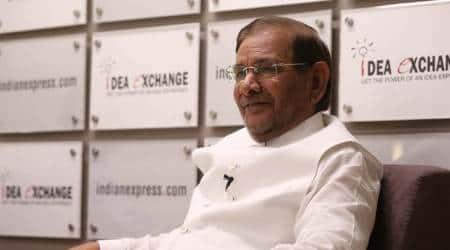Sharad Yadav can't draw salary, perks of MP: SupremeCourt