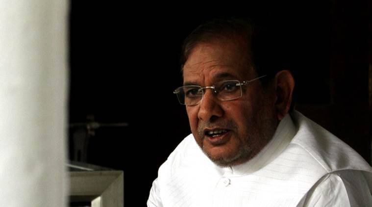 Sharad yadav EVM electronic voting machine EVM tampering Uttar Pradesh polls India news Indian Express news