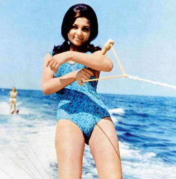 Sharmila Tagore birthday old photos