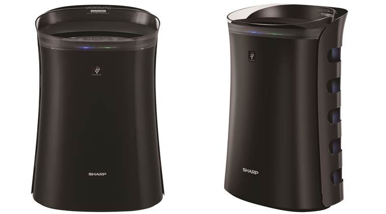 Sharp FP-FM40E air purifier review: Catching bad air andmosquitoes