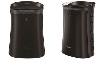 Sharp FP-FM40E air purifier review: Catching bad air and mosquitoes