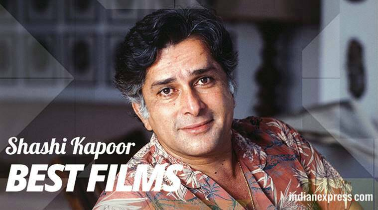 Shashi Kapoor and his 15 best films that prove why he was an