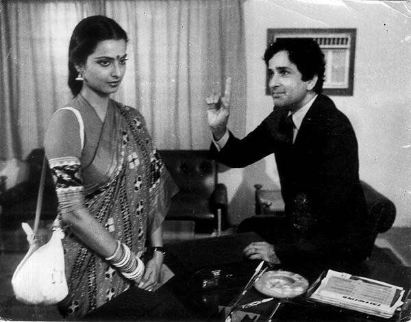 shashi kapoor and rekha