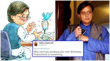 'I feel like a Tharoorosaurus Rex': Shashi Tharoor outshines Amul's cartoon with his wit