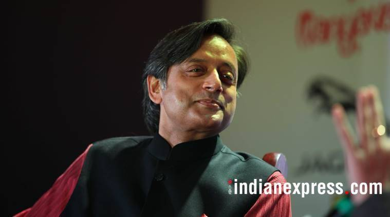 Hugging row: Shashi Tharoor steps in, students allowed to write exams