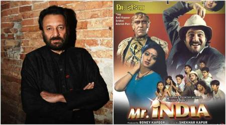 On Shekhar Kapurs birthday, heres looking back at Mr India, the desi sci-fi film that can never be replicated