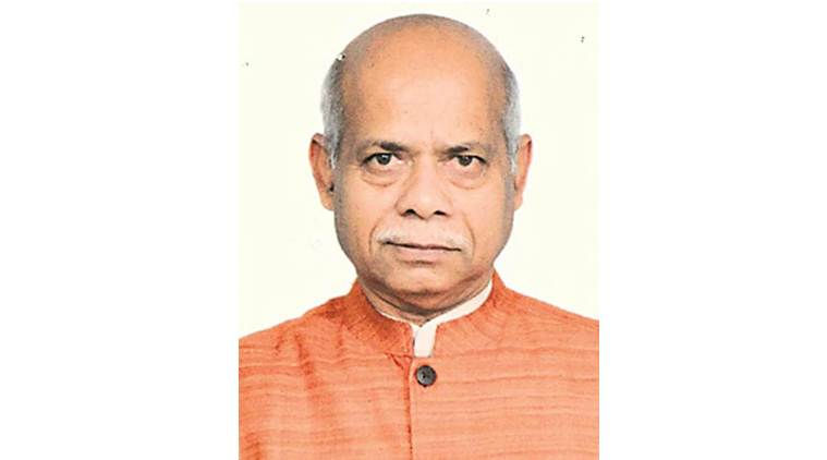 Canara Bank, Dena Bank, Canara Bank Dena Bank Merger, Shiv Pratap Shukla, Minister of State for Finance Shiv Pratap Shukla, India News, Indian Express, Indian Express News
