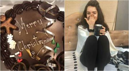 Saaho: Shraddha Kapoor starts second schedule of Prabhas starrer, celebrates Christmas with team