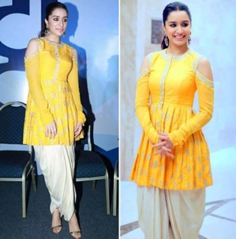 Shraddha Kapoor, Bizarre outfits 2017, Fashion Misses 2017, Worst Outfits 2017