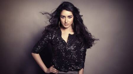 Shraddha Kapoor looks party-ready in a metallic mesh gown in her latest cover shoot