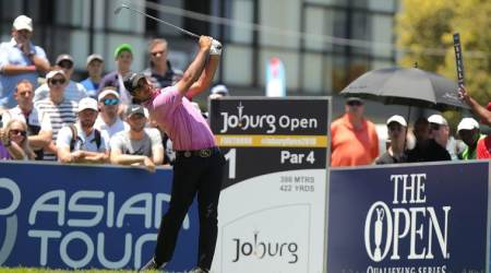From watching Tiger Woods on Youtube to preparing for Joburg Open challenge: How Shubhankar Sharma's world changed