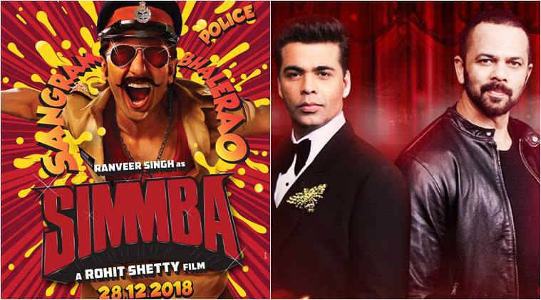 Chennai Express director's next is Simmba with Ranveer Singh