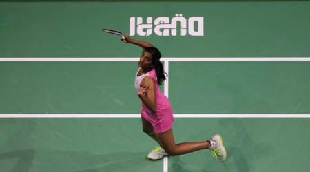 PV Sindhu crosses opening hurdle, beats China's He Bingjiao in Dubai Super Series Finals