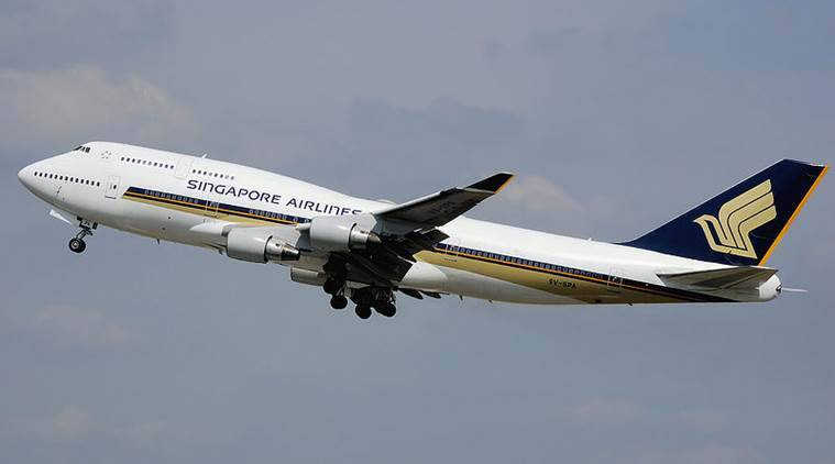 Singapore Airlines denies its flight tried to land in wrong airport