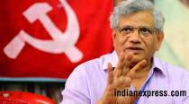 Look beyond state to look at Cong hand, Sitaram Yechury to Kerala comrades